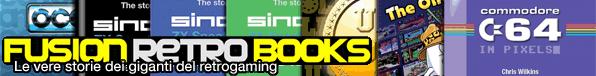Fusion Retro Books