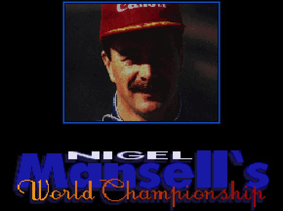 Nigel Mansell's World Champioship